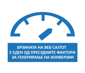 Брзина на веб сајт